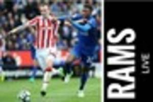 derby county live: glenn whelan, will hughes, plus more rams news...