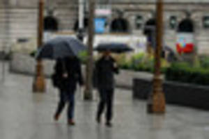 nottingham braced for a wet and cold week