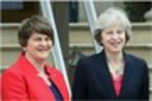 nottinghamshire's mps react to '£1bn' deal between dup and...