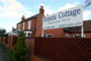 nottinghamshire care home pulled out of special measures