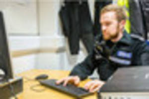 Nottinghamshire police officer lifts the lid on the best parts of...