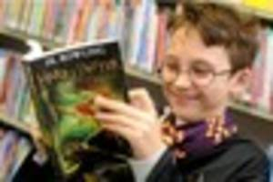 Harry Potter is 20 today - here are Plymouth's memories