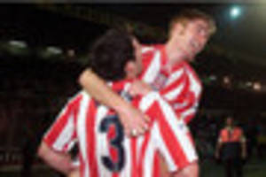 mental as anything... the top-10 stoke city goal celebrations