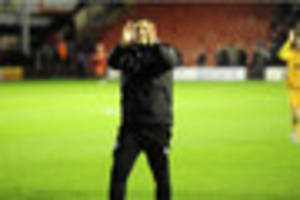 Port Vale boss says winger can be crowd favourite