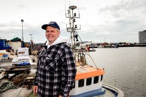 meet one of grimsby's last-remaining active fishermen and step on board his boat