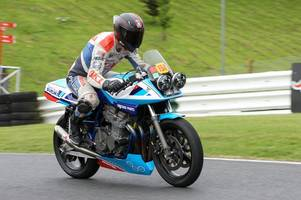 guy martin to race for team classic suzuki in spa bikers classic after tt charge