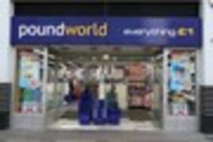 poundworld are recruiting in essex and the salary is amazing