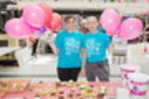 One Great Day event at Burton shopping centre raises more than...
