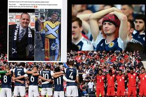 ticket chancer claimed his briefs were stolen and let down tartan army for auld enemy clash
