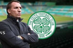 which position is celtic boss brendan rodgers most likely to strengthen this summer?