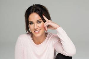 'I'm not a Victoria's Secret model, I'm not a Kardashian. I'm human': Vicky Pattison is all write with new book career