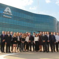 Axalta Coating Systems Celebrates Investment in First Manufacturing Facility in Argentina