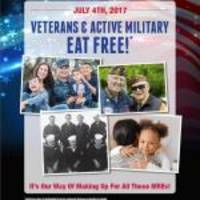 Country Pride and Iron Skillett Restaurants Invite Veterans, Active Duty and Reservist Military to Eat Free on Independence Day