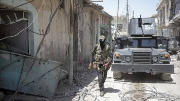 battle for mosul: iraq forces repel is counter-attack