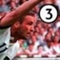 Snap shot: Germany knock England out of EURO '96