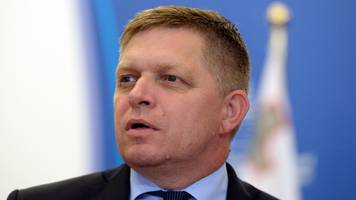 Slovakia's PM wants investigation after 'farce' in European Under-21 Championship