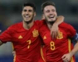 Betting: Germany & England lag far behind Under-21 Euros favourites Spain