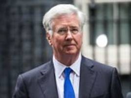 Russia snaps back at Fallon over aircraft carrier jibe