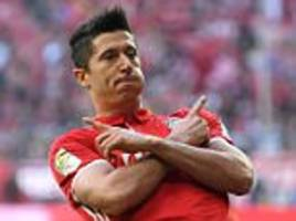 bayern munich 'best club for lewandowski', says agent