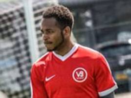 jamie vardy's academy has more success with lamar reynolds