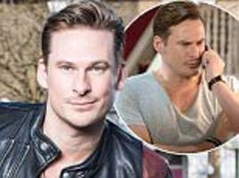 Is Lee Ryan facing the axe from EastEnders already?