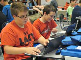 google is dominating apple in the classroom (goog)