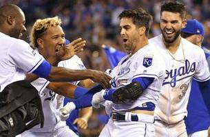 royals trending up as tigers struggle mightily coming into series