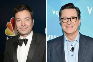 Ratings: Jimmy Fallon Beats Stephen Colbert for First Time Since Before Inauguration