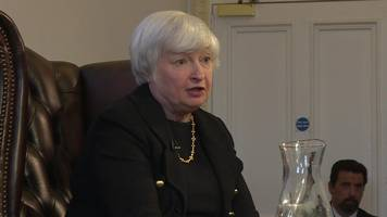 Federal Reserve chair Janet Yellen urges soft Brexit