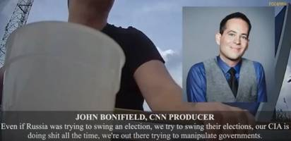 CNN Caught Cold In Undercover Sting - Producer Admits Russia Fake News Story Pushed For Ratings