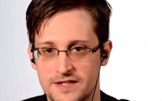 Edward Snowden Asks Ron Paul If Intelligence Reports Ever Swayed His Vote
