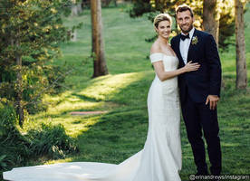 erin andrews shares marvelous photos of 'fairytale' wedding to jarret stoll