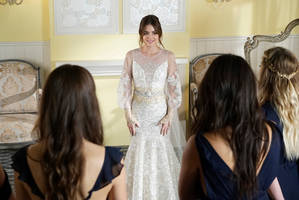 'Pretty Little Liars' Series Finale Photos: Get First Look at Aria's Wedding Dress