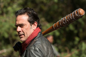 'the walking dead': negan will be missing several episodes of season 8