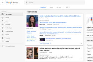 google news gets a much-needed redesign to cut down on clutter and confusion