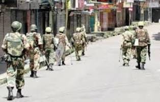 west bengal: para-military forces step up patrolling after gjm activists burnt copies of gta agreement across darjeeling