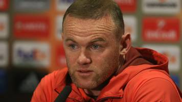 rooney future 'could clog up pre-season' - neville