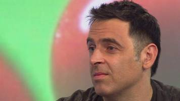 I was in hospital after breakdown at 2016 Worlds - O'Sullivan