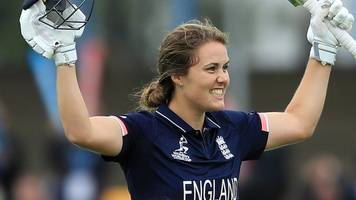 watch: sciver's brilliant century gives england win