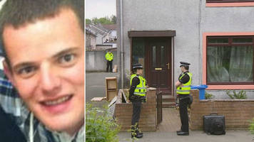 father of missing man charged over search house incident