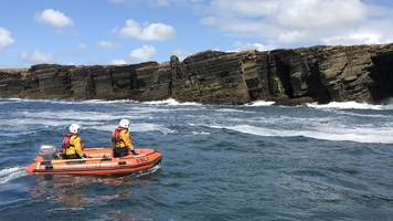 man who died after falling from orkney cliffs was tour guide