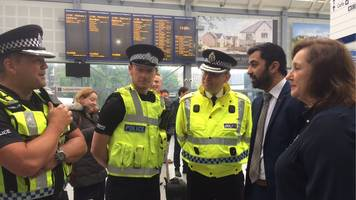 move to end hate crime on public transport in edinburgh