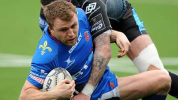 Scarlets: Tom Prydie and Tom Grabham among four new signings