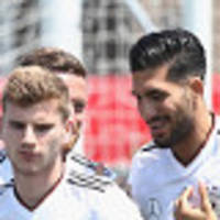 Germany braced for tough Mexico semi