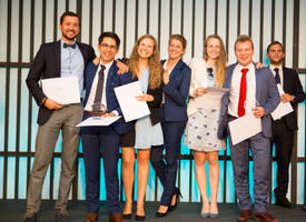 2017 ehl student business projects: a resounding success