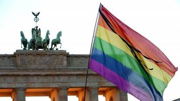 germany is probably going to vote on same-sex marriage really soon