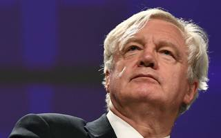david davis promises to give businesses a bigger say on brexit
