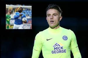 the four peterborough united strikers who bristol rovers could be chasing