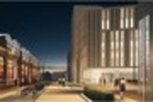charles street buildings unveils leicester hotel complex