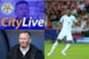 leicester city news and transfer rumours - live